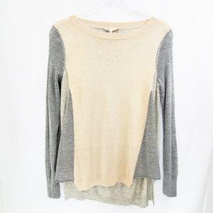 Rebecca Taylor Lightweight Pastel Sweater